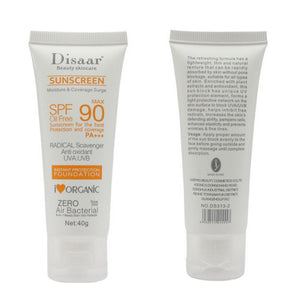 Disaar SPF 90 Sunscreen