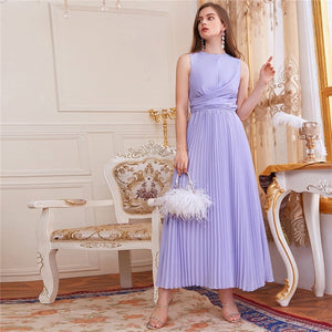 Lilac Purple Dress