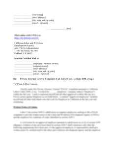 [Customizable Forms For Claims, Complaints, and Settlements Online ]-My Job Claim