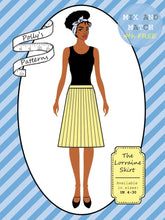Load image into Gallery viewer, Polly's patterns - The Lorraine Skirt - Pattern Shop