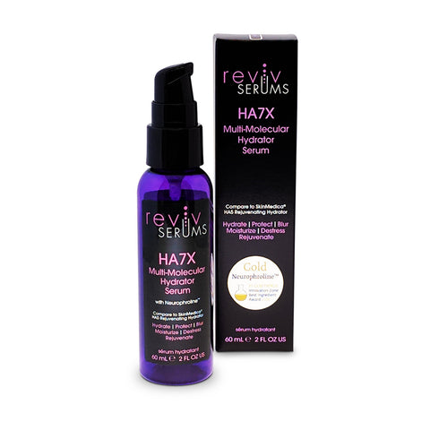 HA7X Hydrator bests HA5 | 29 of the same ingredients + Neurophroline | Half the price