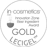 Lecigel award winning ingredient in RevivHair Placode Booster Serum