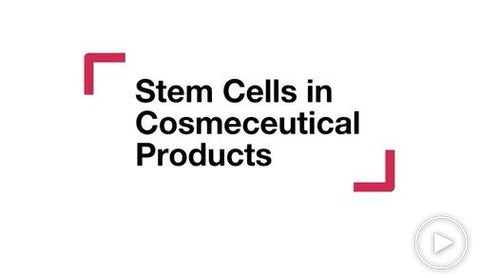 Stem Cells in Cosmeceutical Products
