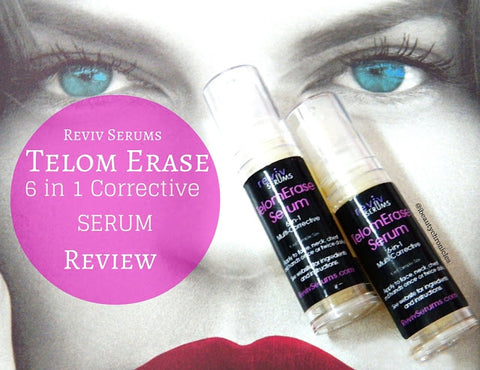 Reviews of new anti-aging breakthrough TelomErase Serum for sags, bags, large pores