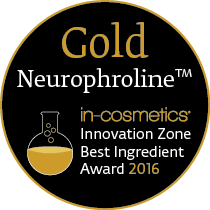 Gold Award for best skincare ingredient