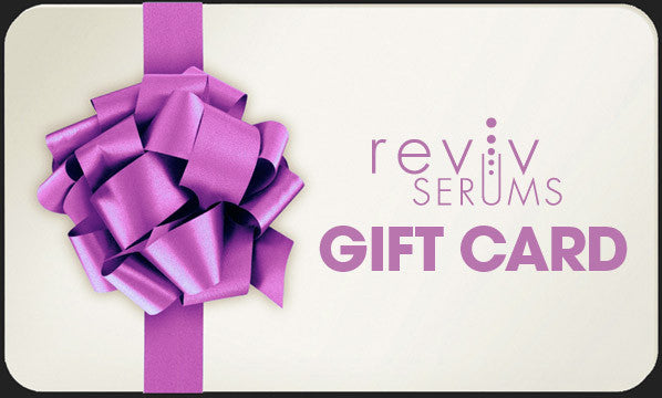 Gift Cards - RevivSerums.com