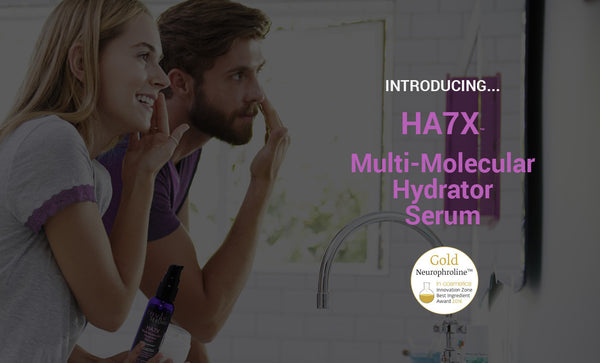 HA7X Multi-Molecular Hydrator Serum - RevivSerums.com