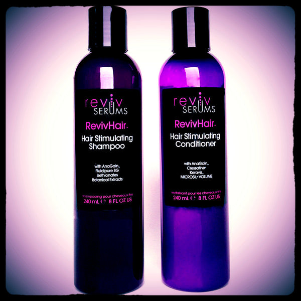 RevivHair Stimulating Shampoo & Conditioner