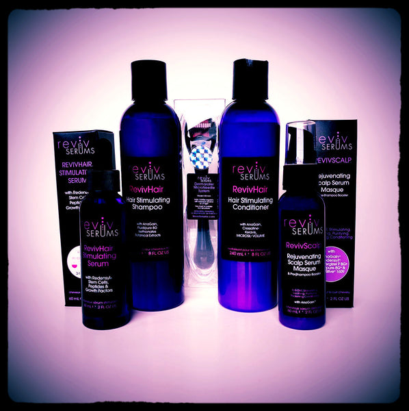 RevivHair Hair Survival Kit