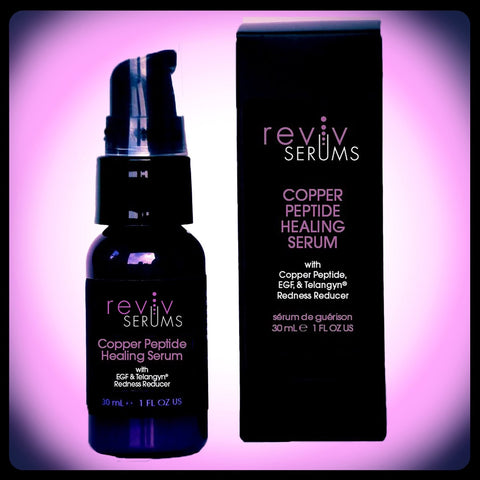 Copper Peptide Healing Serum - NEW & IMPROVED