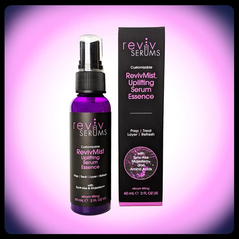 Customizable RevivMist Uplifting Serum Essence