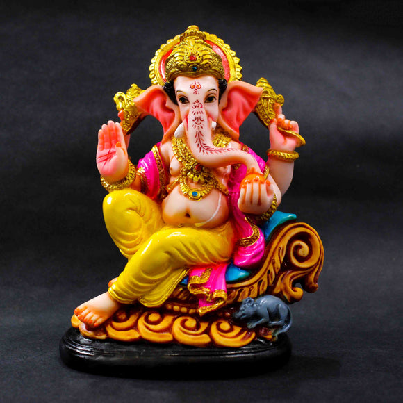 Ganesha idol for gift Ganpati Bappa Murti for Home | Ganesh idol for Puja