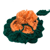 Woolen Laddu Gopal Dress ( 12 cm diameter)