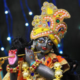 Mukut Crown for God| Mukut for Laddu Gopal