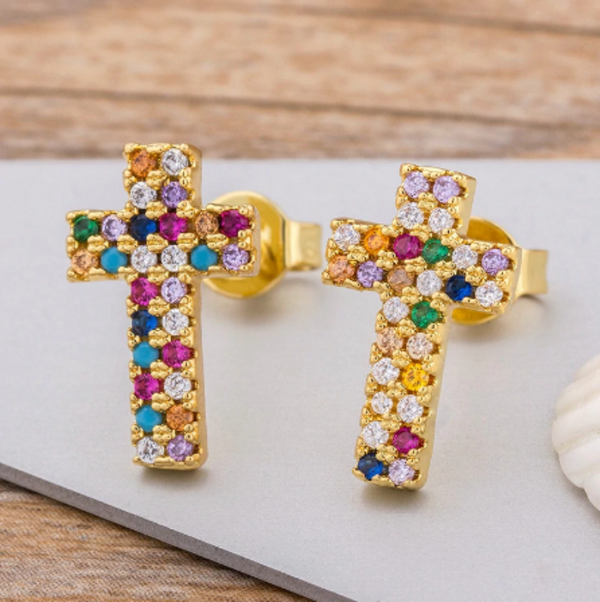Rainbow Crosses