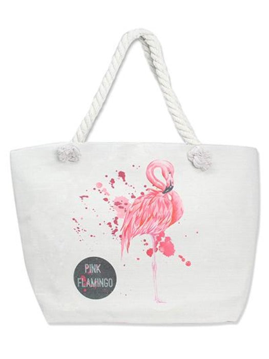 Flamingos Ecobag