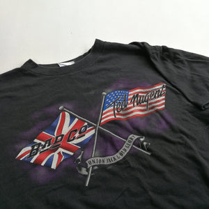 Bad Co. & Ted Nugent Tee (XL)