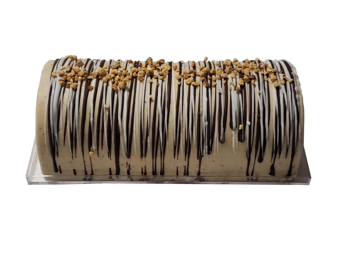 Deluxe Halva Chocolate Log