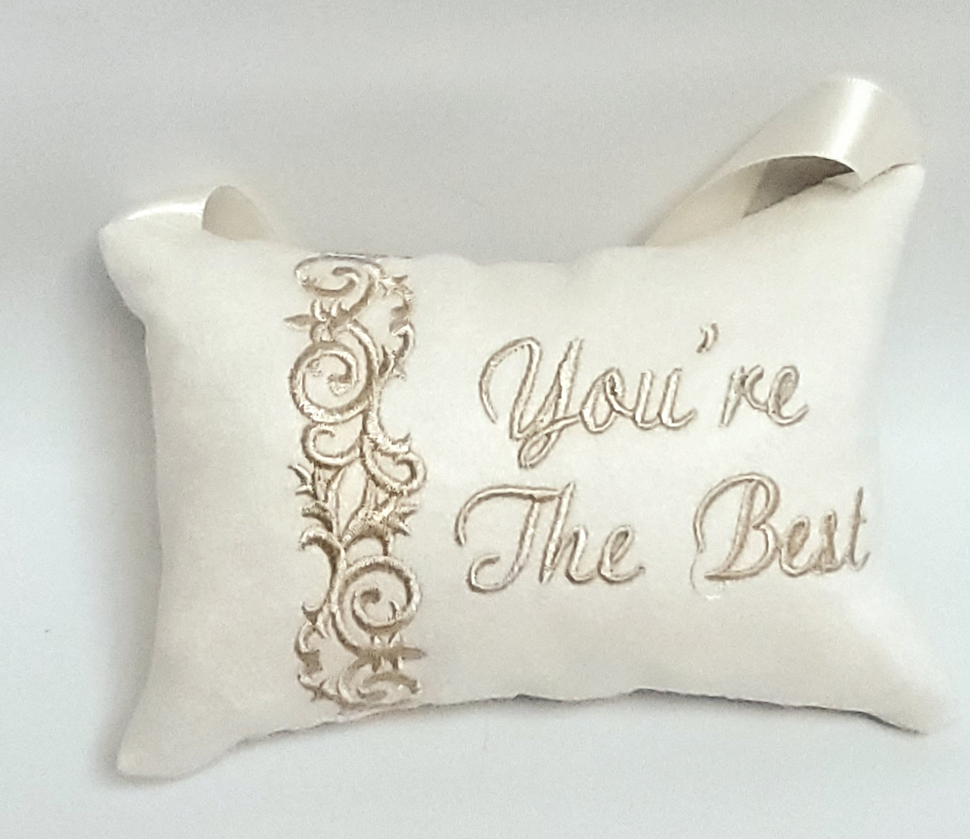 Your The Best, Pillow