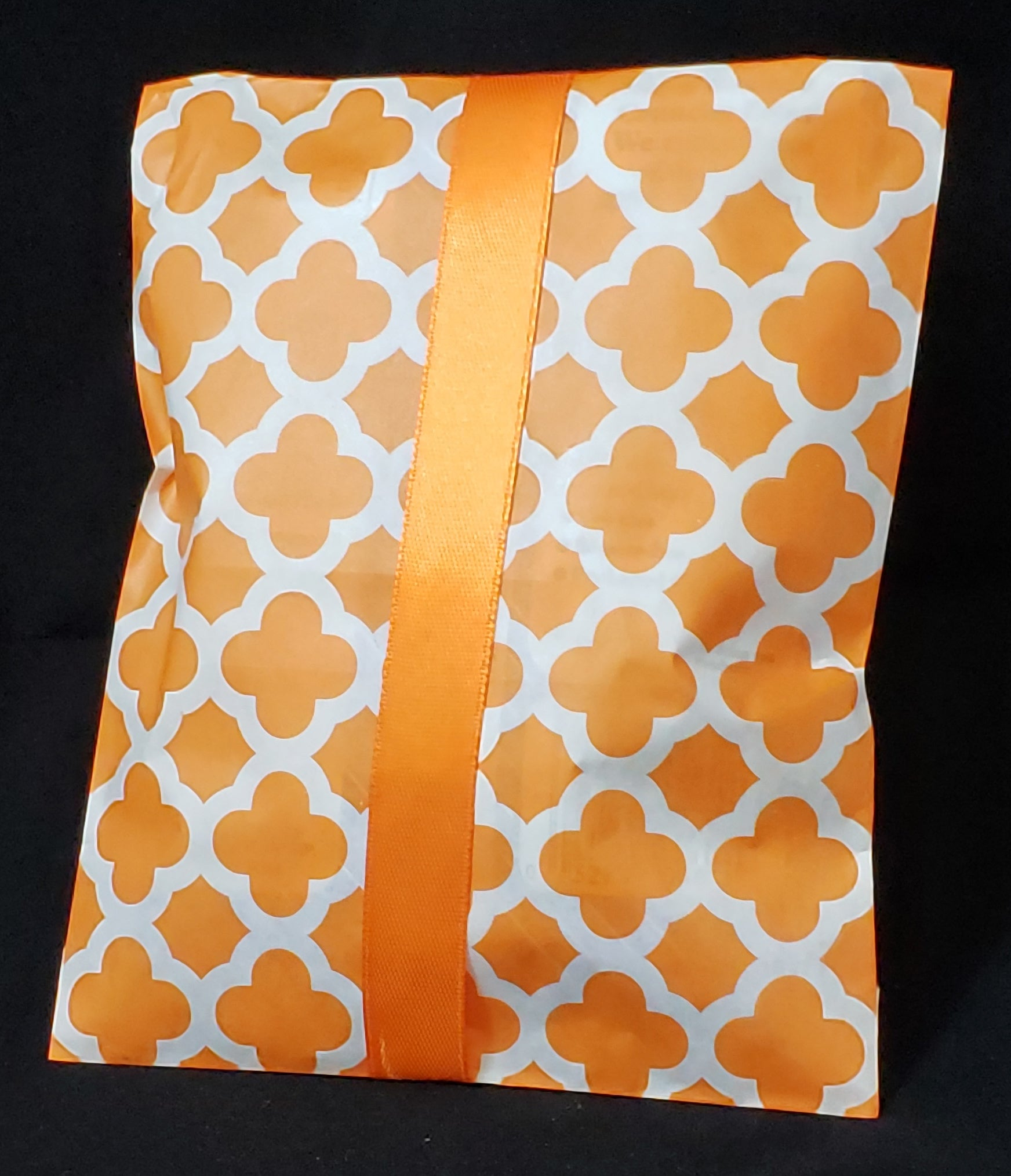Orange Bag Pekalach Upsherin, Birthday, New Baby