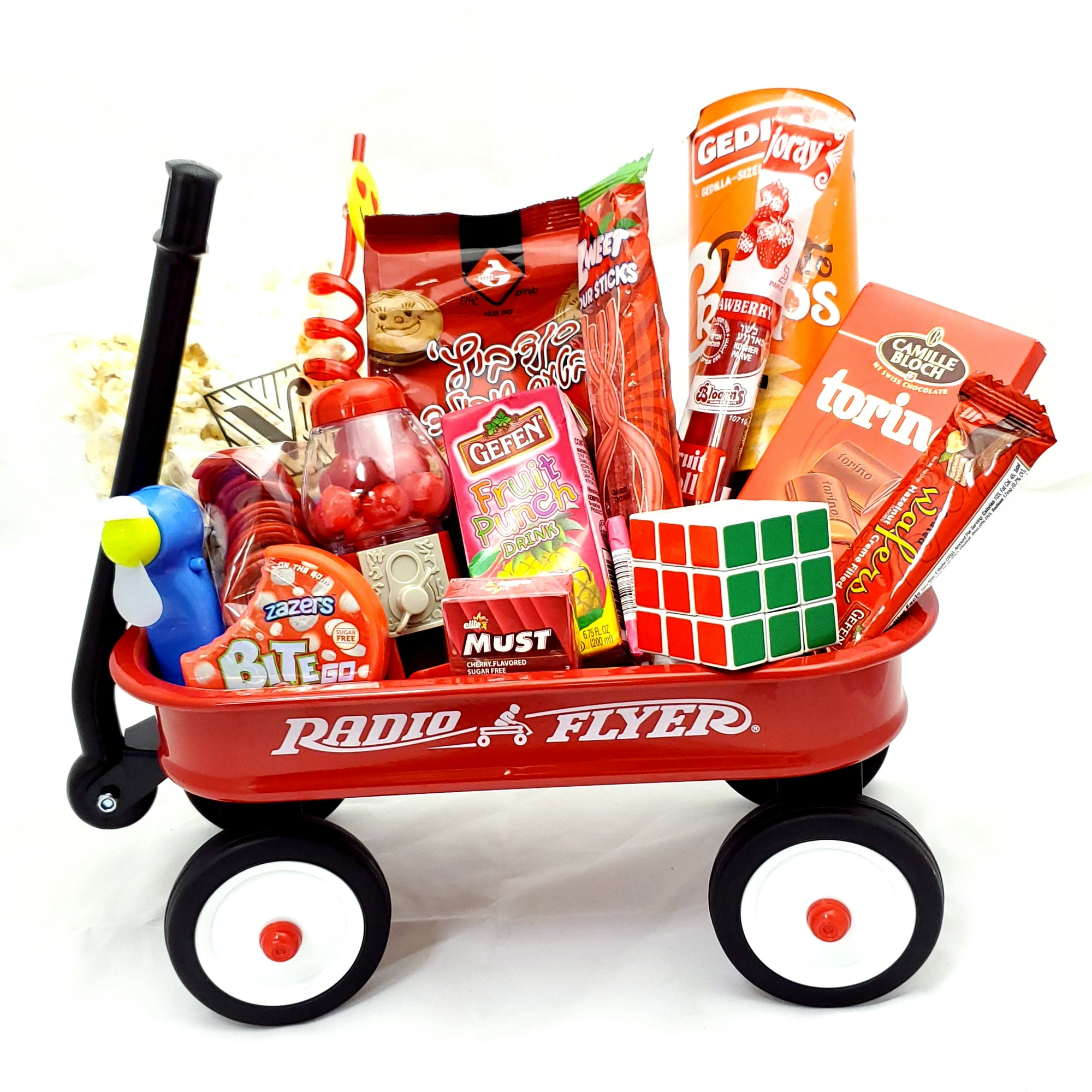 Radio Flyer Viennese Chocolate Candy Wagon