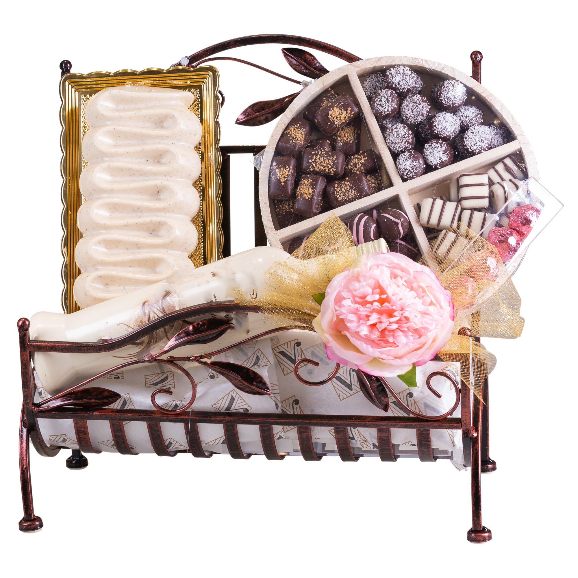 Purim Gift Mishloach Manos Chocolate Mega Rack
