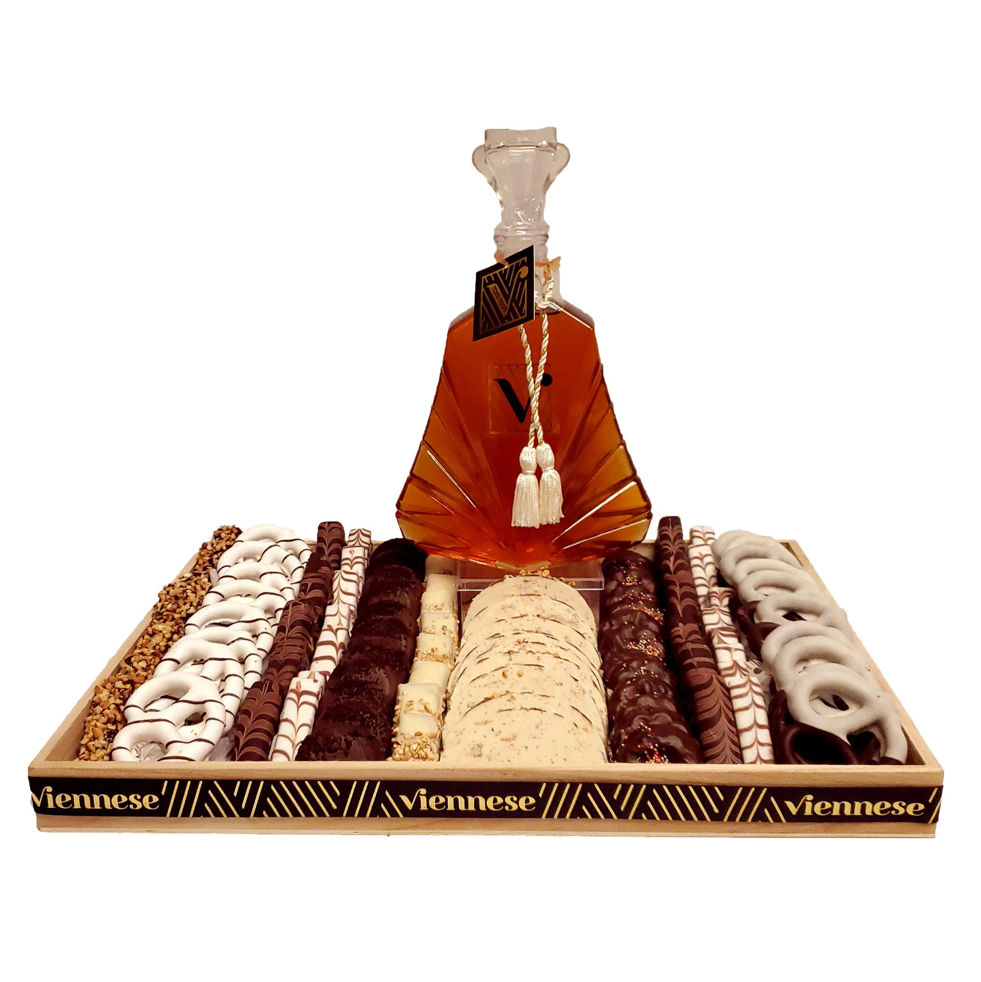 Rosh Hashanah Diamond Honey Chocolate platter