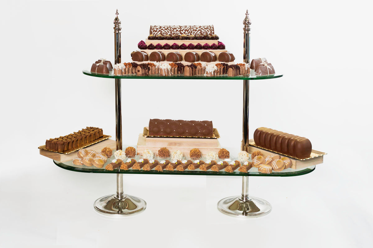 Viennese Mega Chocolate Center Table Piece