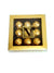 Window Chocolate Gift box Gold