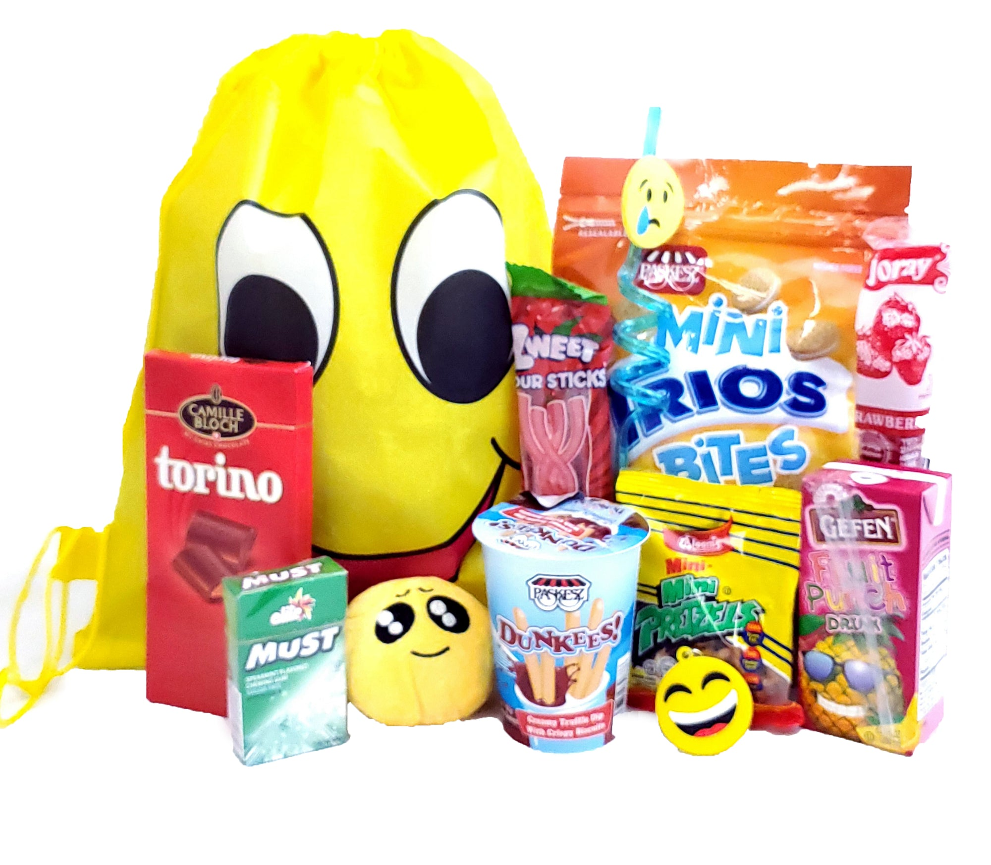 Backpack Emoji Gift Bag