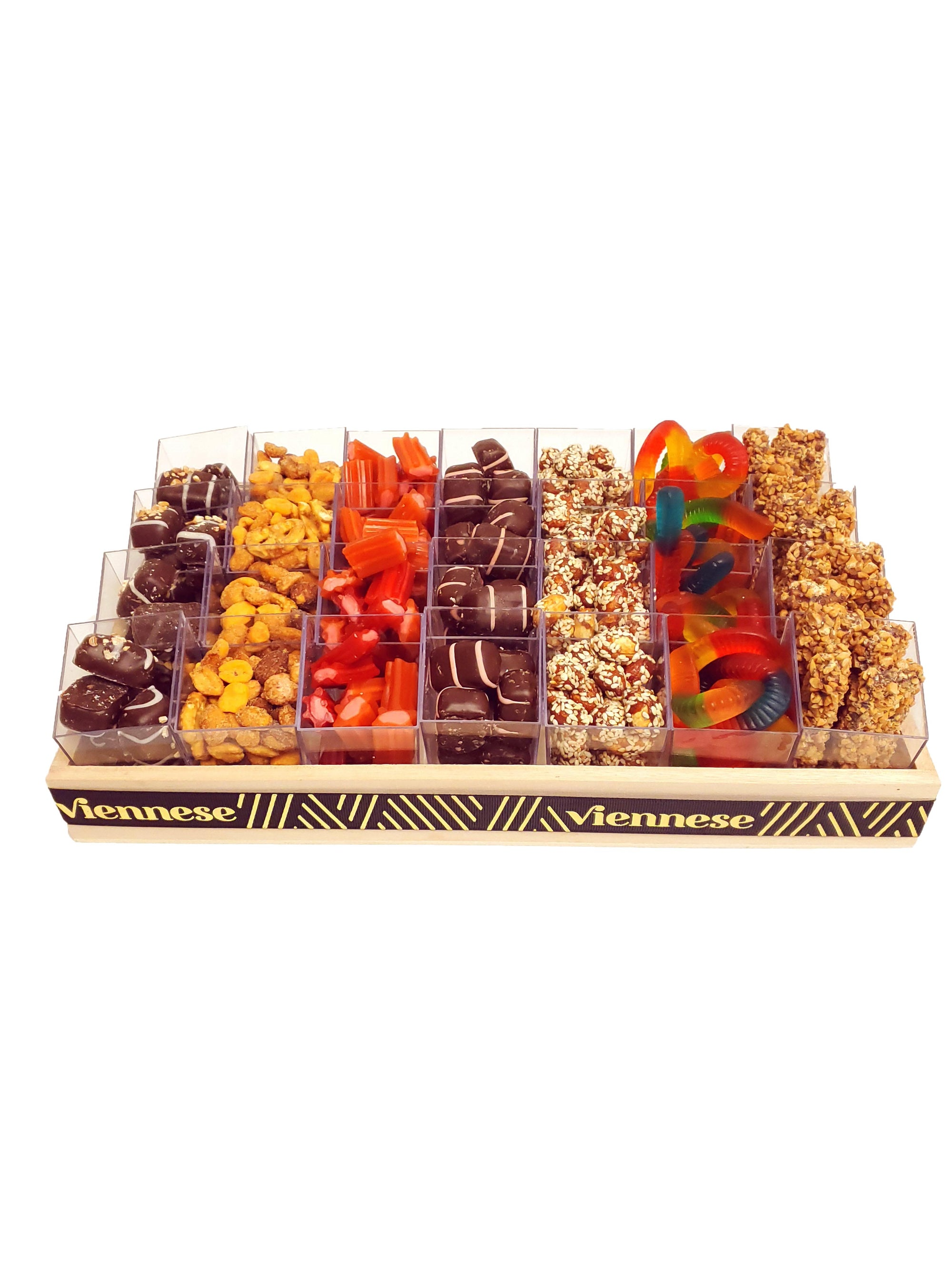 Chocolate Candy Gift Party Platter