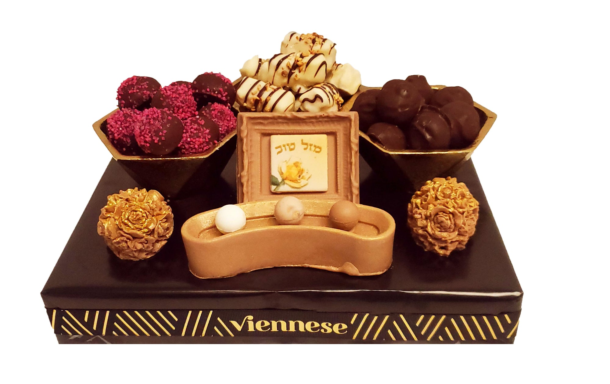 Chocolate Overload Gift Arrangement