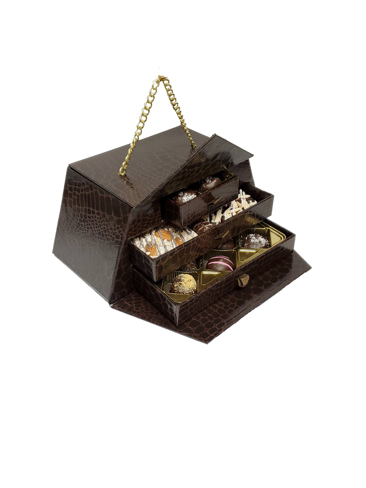Truffle Jewelry Gift Box