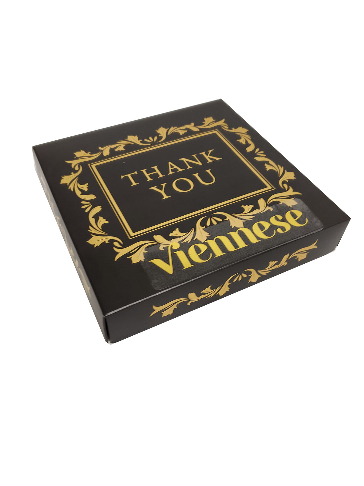"""Thank You"" Chocolate Truffle Gift Box 9pc Dairy"