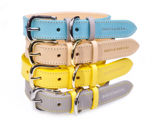Load image into Gallery viewer, Luxury Leather Dog collars