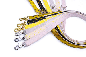 Collection of Metallic Luxury Dog Leads