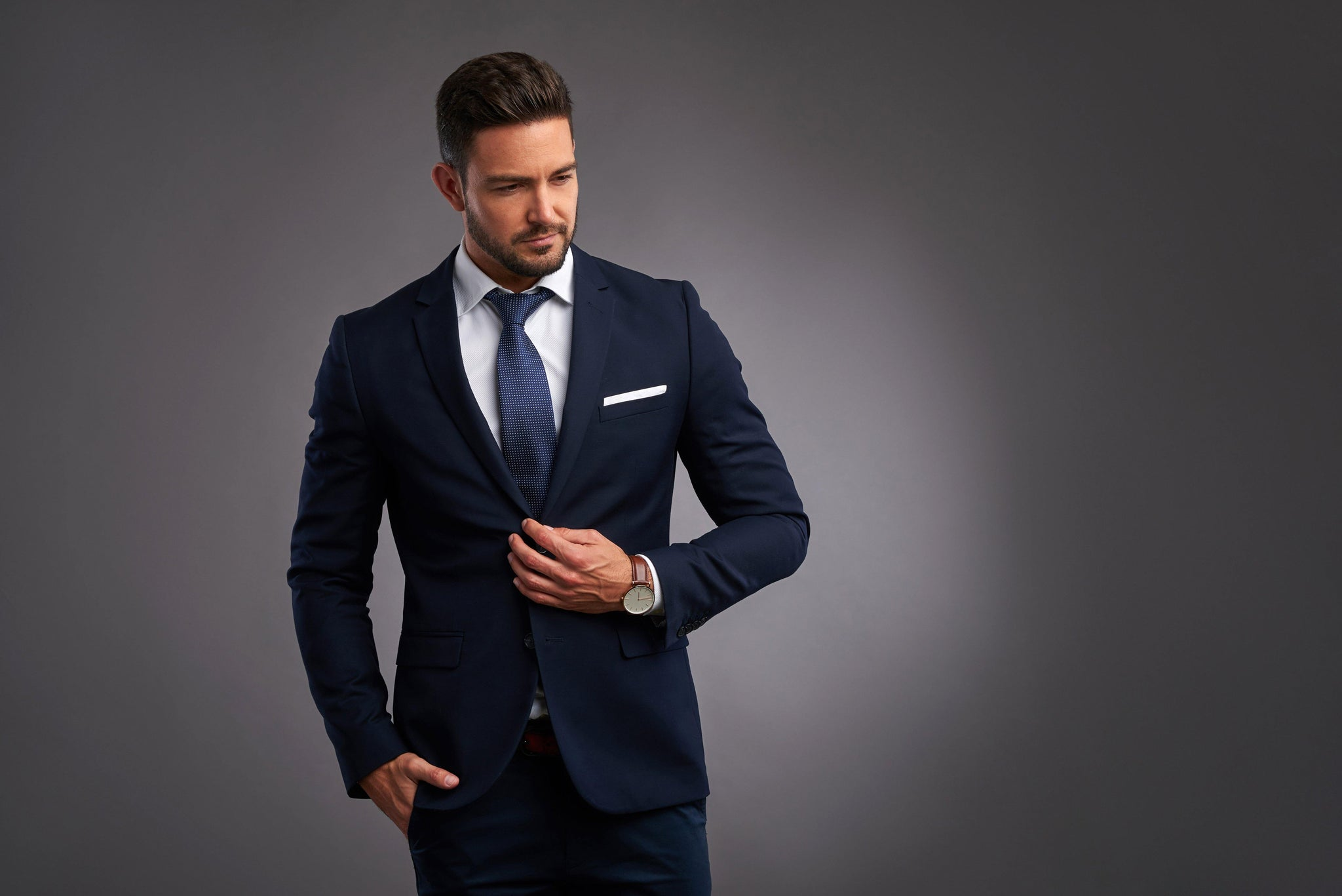 Men's Suit Jacket Alterations from Tad More Tailoring