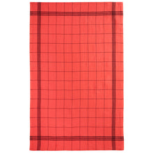 Load image into Gallery viewer, Tea towel Bistro - Red