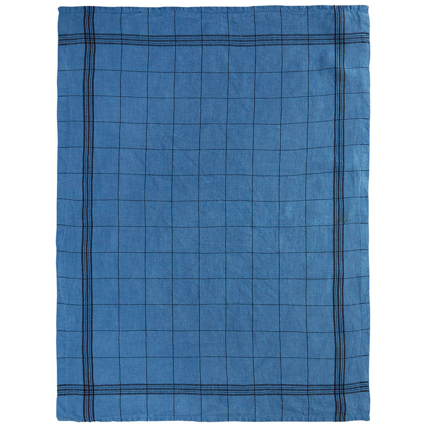Tea towel Bistro - Blue