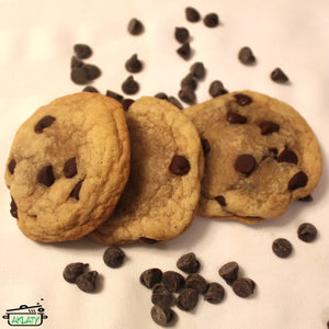 Chocolate Chip Cookies (3 Pieces)