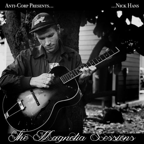 ALBUM: Nick Hans - The Magnolia Sessions (Digital)