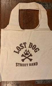 MERCH: Lost Dog Street Band Tote