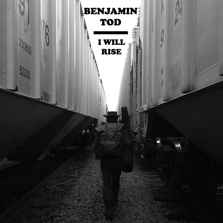 ALBUM: Benjamin Tod - I Will Rise (Vinyl LP/CD)