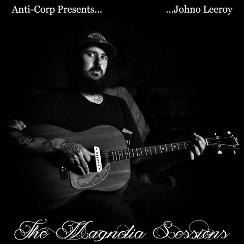 ALBUM: Johno Leeroy - The Magnolia Sessions (Digital)
