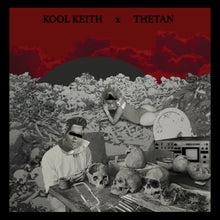 "Load image into Gallery viewer, ALBUM: Kool Keith x Thetan - Space Goretex (Vinyl LP/CD/Cassette + Complicated Trip 12"" bundle)"