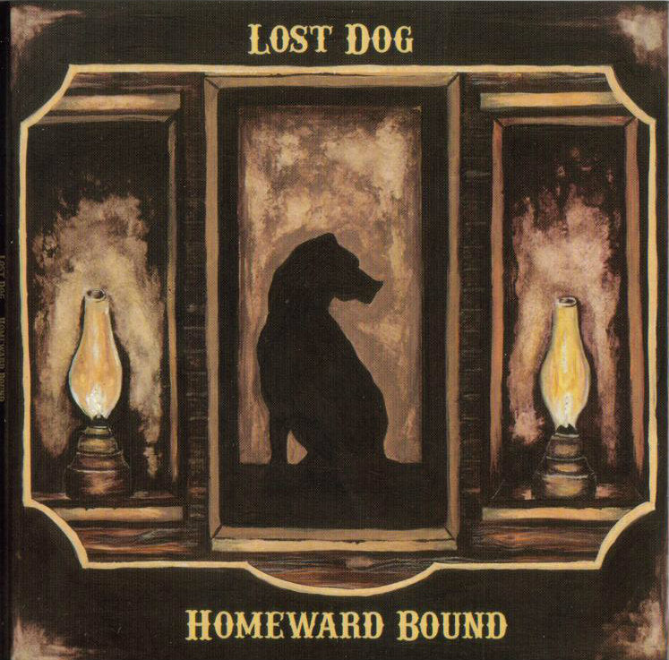 ALBUM: Lost Dog Street Band: Homeward Bound (CD)