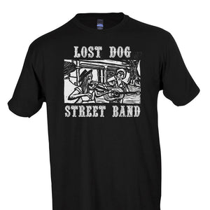 SHIRT: Lost Dog Street Band - Terrible And True