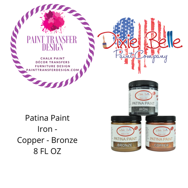 Dixie Belle Patina Paint & Spray