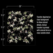 Load image into Gallery viewer, Blossom Flight - ReDesign with Prima Decor Transfer®