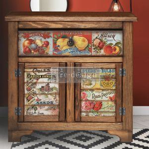Vintage Seed - ReDesign with Prima Decor Transfer®